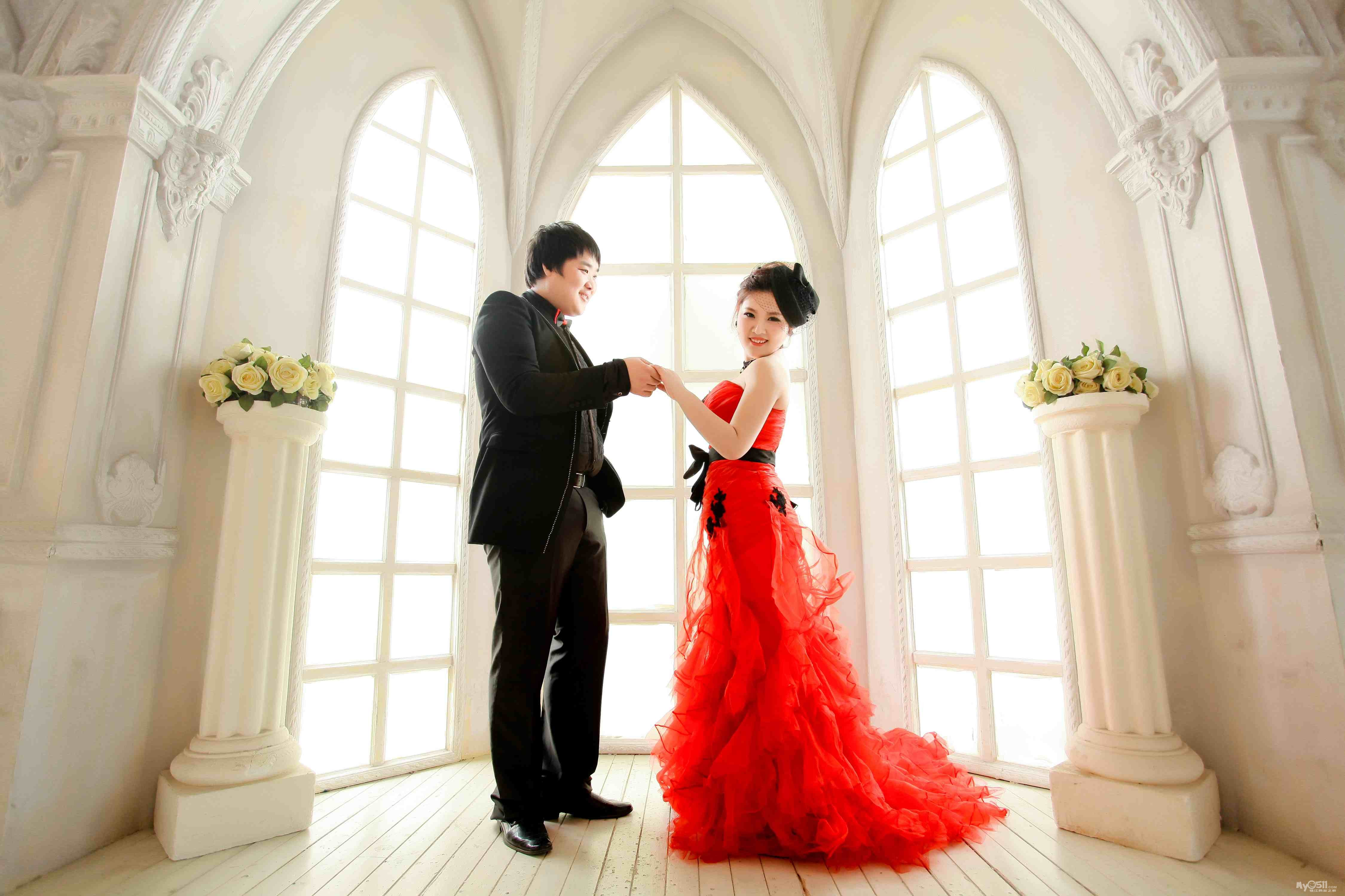 结婚_婚礼 婚纱 婚纱照 结婚 4500_3000