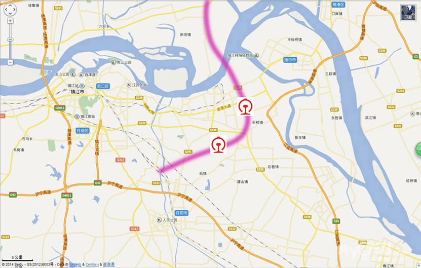 连淮扬镇铁路即将开工建设,镇江准备好了吗图片