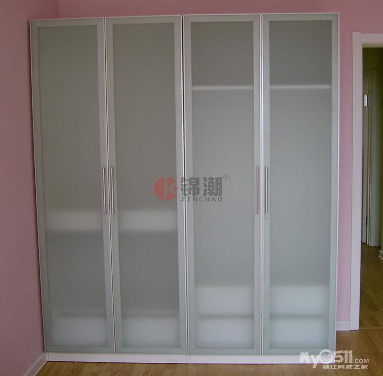 镇江有定做铝合金边框平开玻璃门的吗?