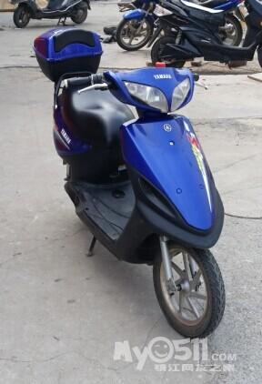 出一辆雅马哈福喜款踏板电动车 图片已上 车已卖