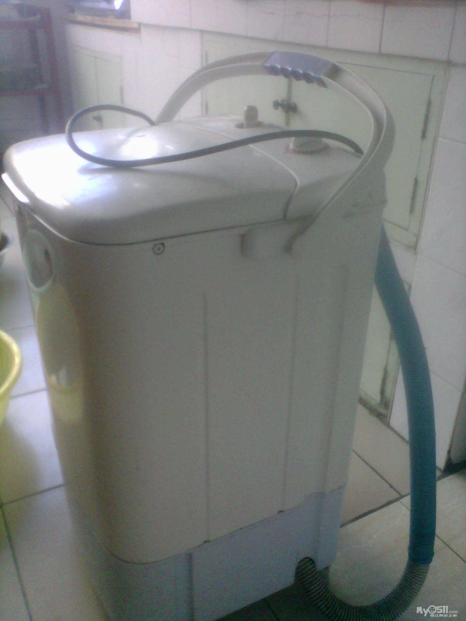 转便携式海尔小神螺洗衣机