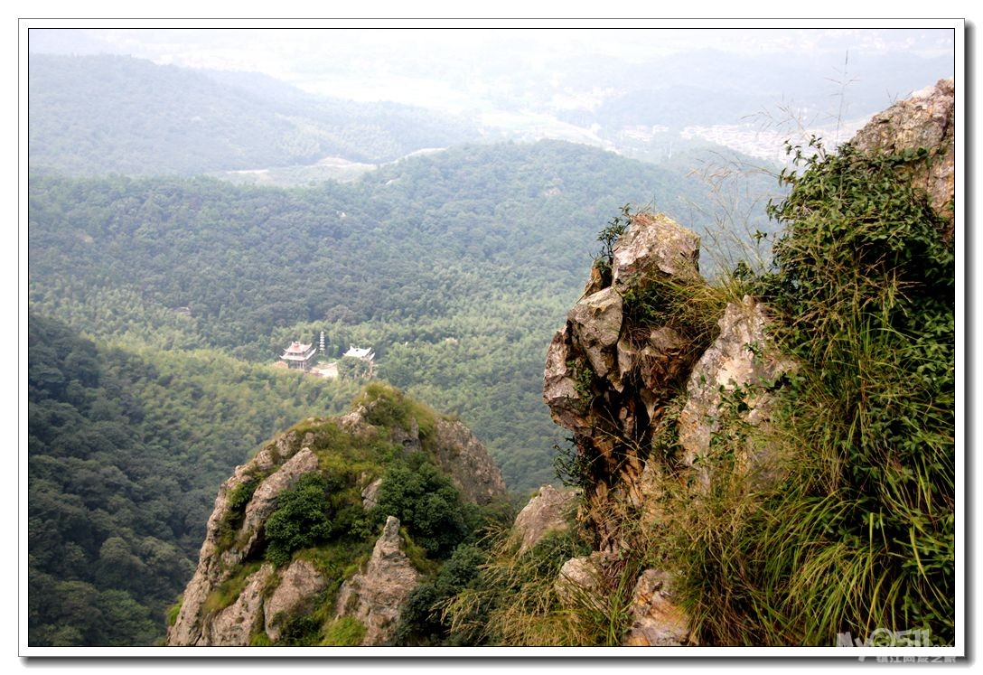 寻幽马仁奇峰风景区