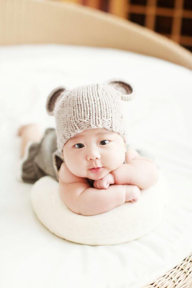 婴儿图片可爱萌萌哒图片