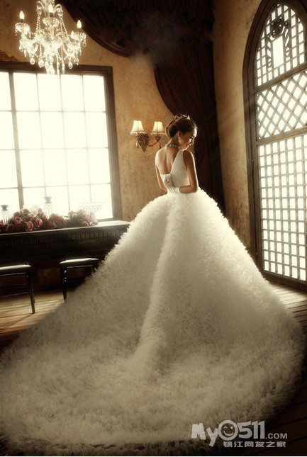 婚纱图片欣赏
