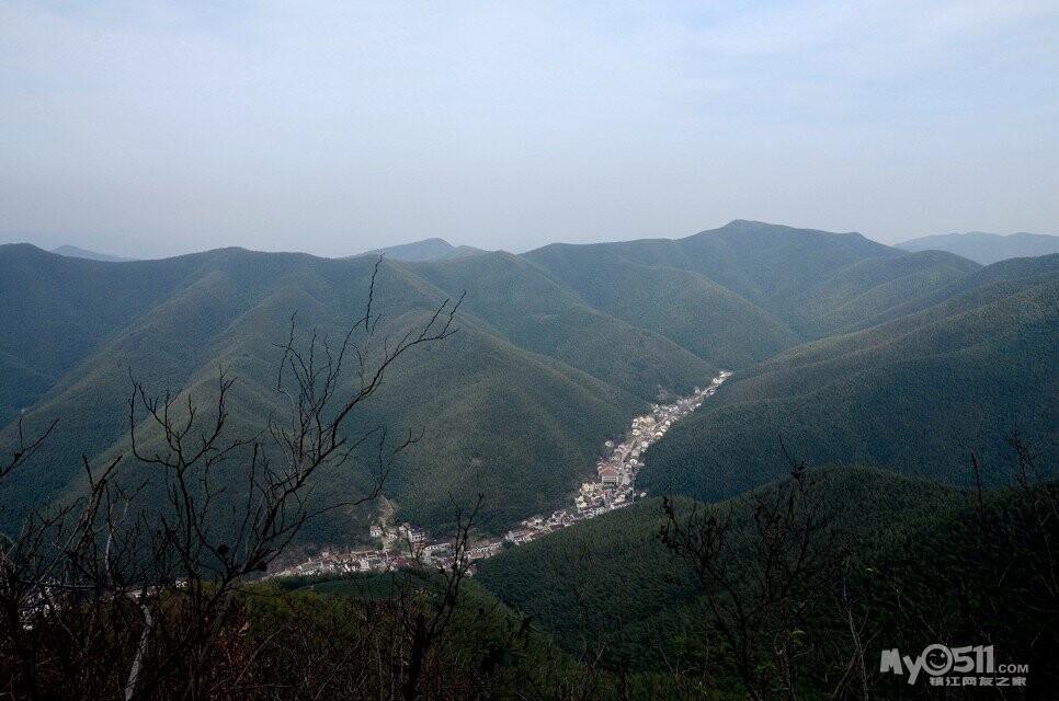20141207快乐一家人登苏南第一峰 宜兴太华山