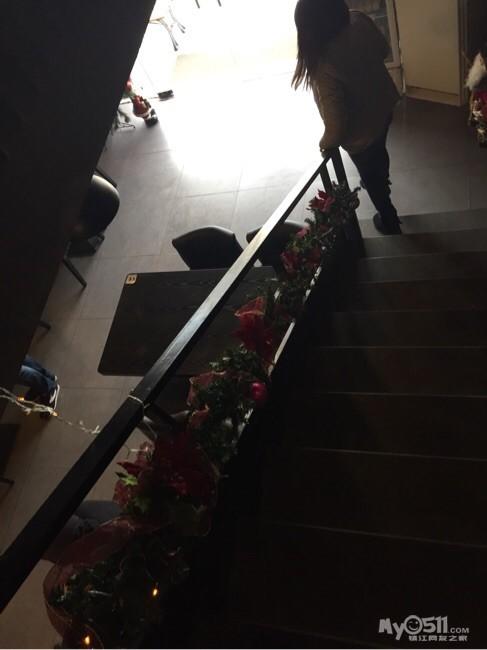 楼梯扶手,材料需要铝合金