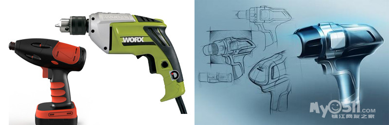 饮水机吸尘器外观结构设计锐意工业设计公司/电动