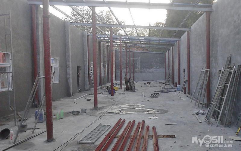 承接;各类钢结构,管道设备制作安装工程