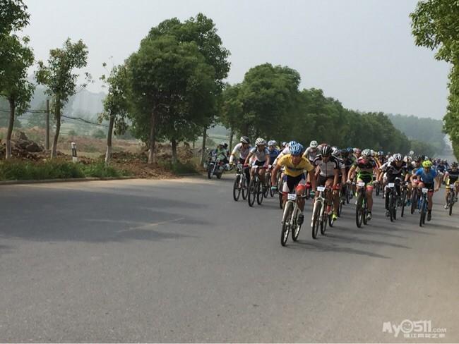 《风景好视频照片》---观摩仪征自行车比赛----视频完成
