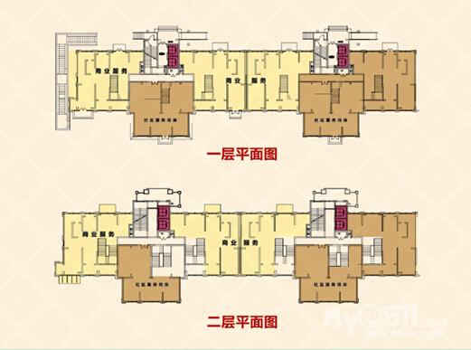 首创悦府:大社区商铺,投资新风向
