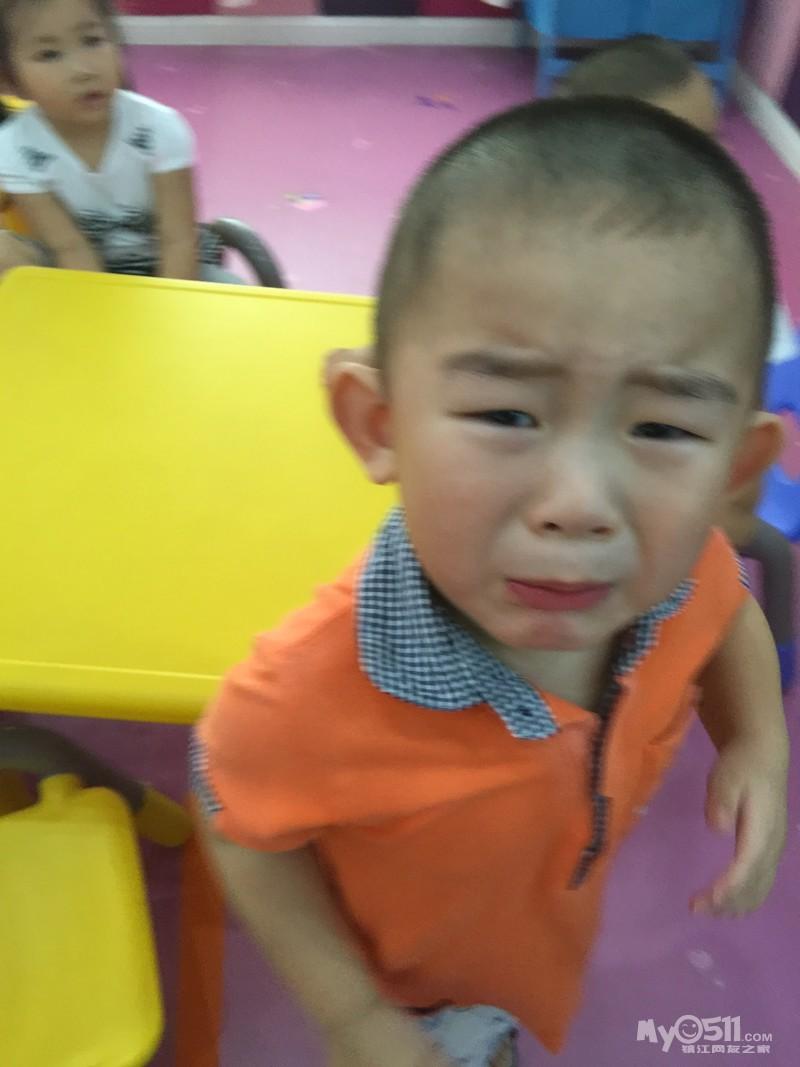 笑脸娃娃和哭脸娃娃-015暑假开心宝宝活动掠影