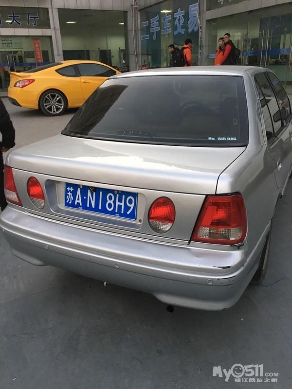 2004年长安铃木小羚羊豪华版7600元超级省油高清图片