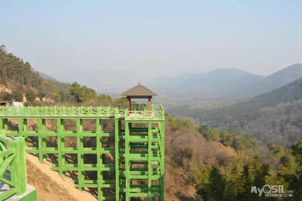 江苏的九寨沟---句容九龙山风景区