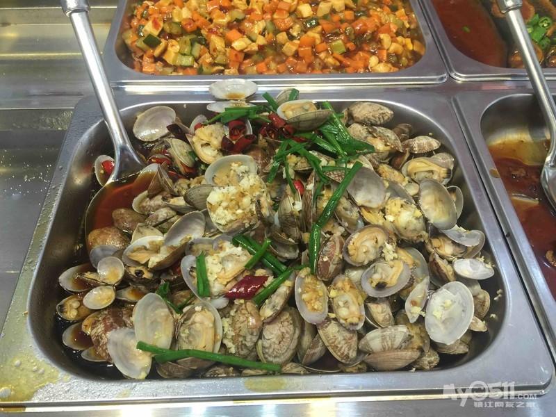 颐高广场匆匆客大食堂中式快餐(万达二号门对图片