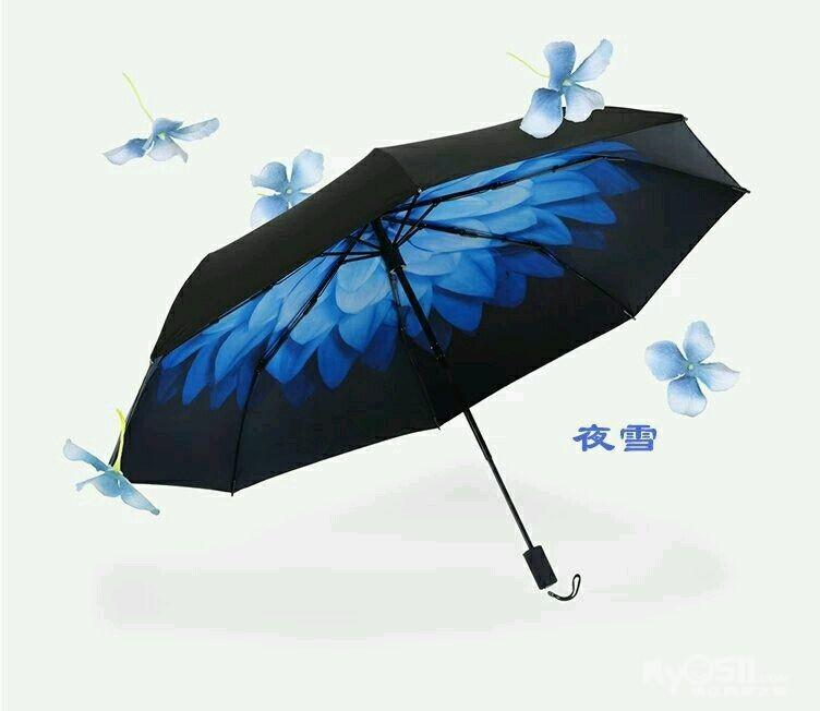 香港蕉下小黑伞