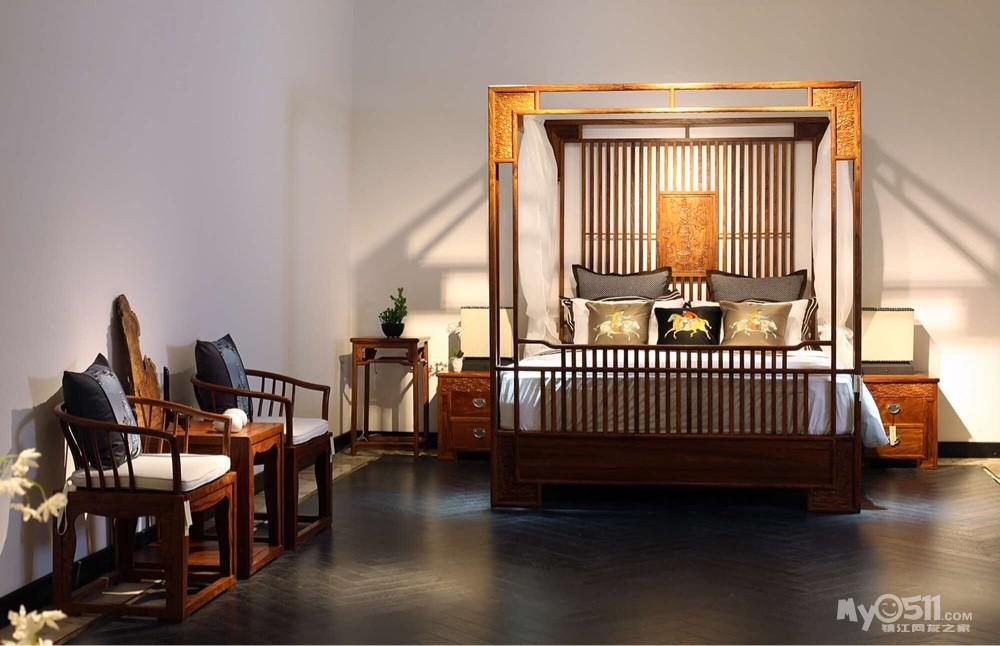 新中式家具選,蘇梨