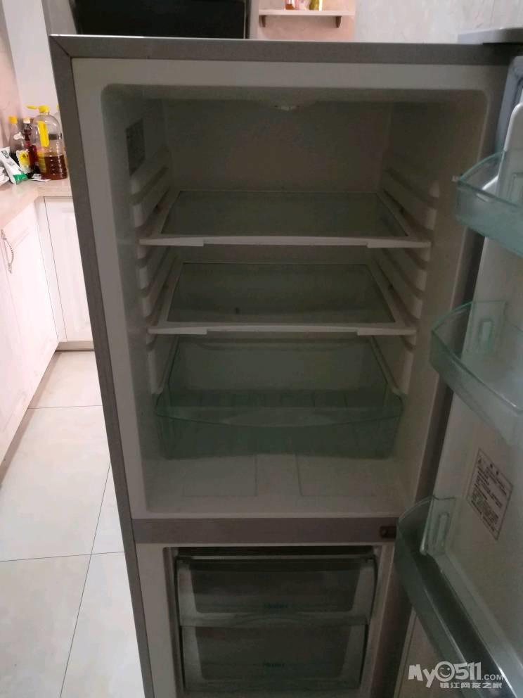 海尔冰箱bcd~155l嫌小,换了个大的,转让