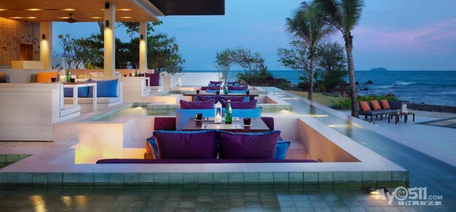 5 10日泰国曼谷芭提雅 最美白沙滩 沙美岛 一晚国际万豪酒店双飞六