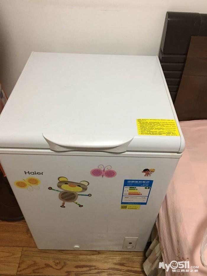 haier/海尔 bc/bd-103d卧式单温小冷柜