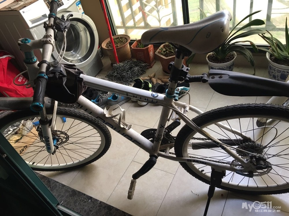 宝马山地自行车低价处理