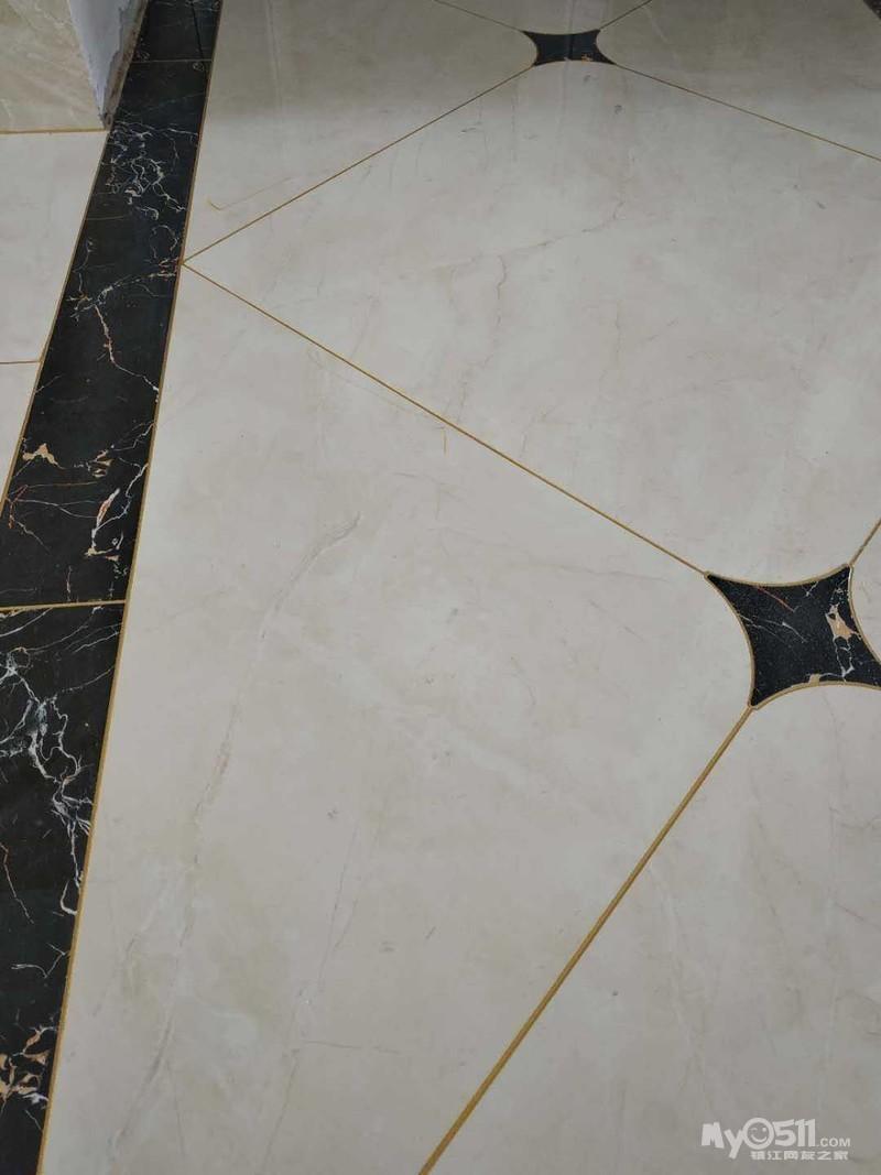 地板砖如何打蜡抛光