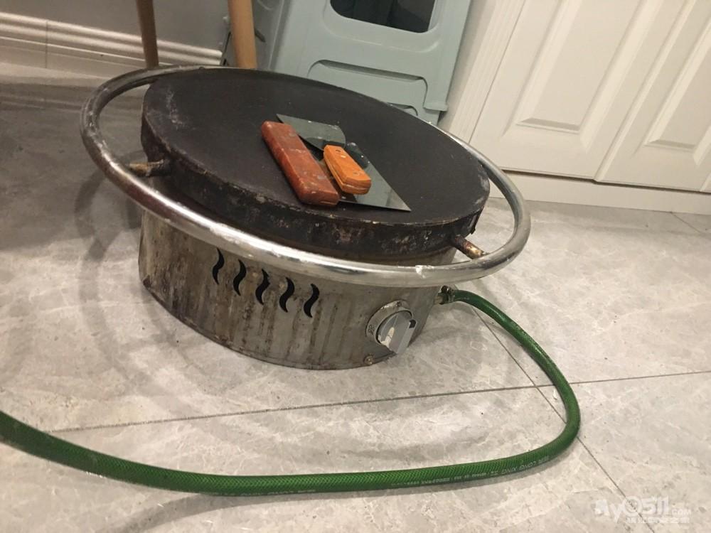 转让煎饼炉和煎饼车上架子便宜出