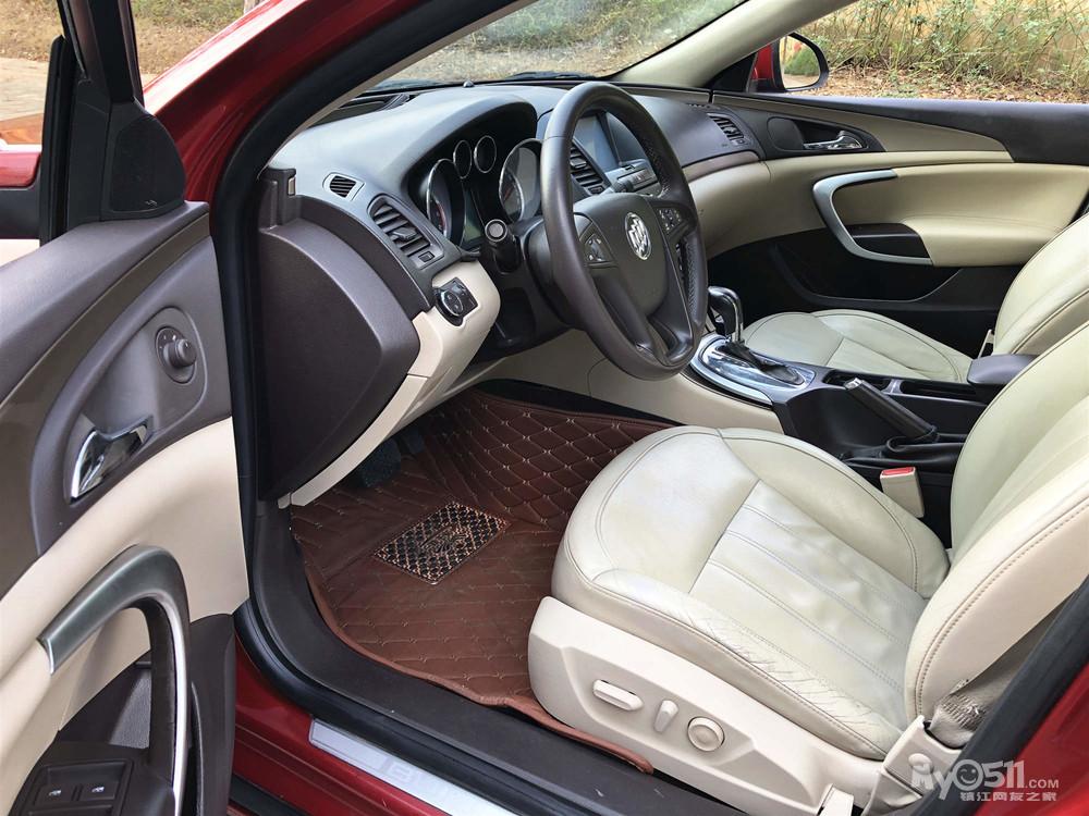 出售别克君威 09年自动挡天窗豪华版 双电动真皮座椅带电加热/操控