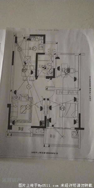 房屋吸烟气电路图