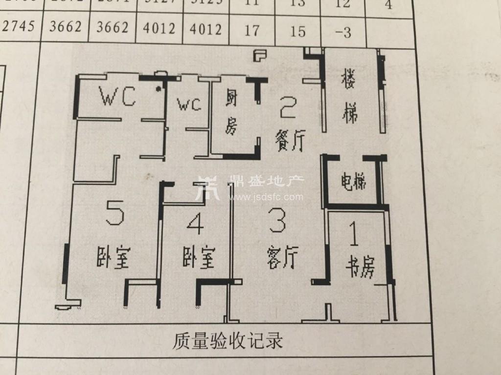 带电梯出租屋设计图